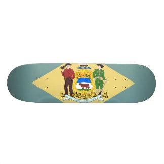 Delaware State Flag Skateboard Decks