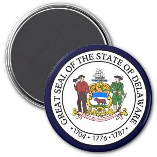 Delaware State Seal Magnet