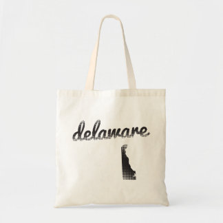 Delaware State Budget Tote Bag