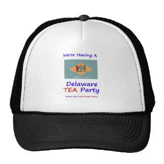 Delaware TEA Party - We're Taxed Enough Already! Cap