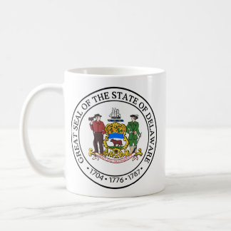 Delaware, USA Coffee Mug