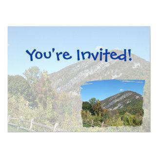 Delaware Water Gap 17 Cm X 22 Cm Invitation Card