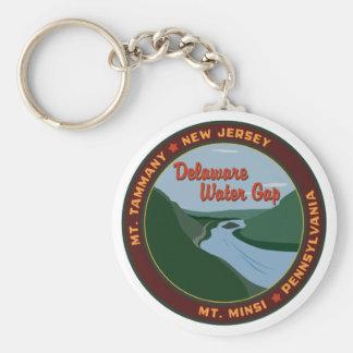 Delaware Water Gap - Keychain