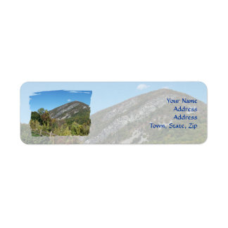 Delaware Water Gap Return Address Label