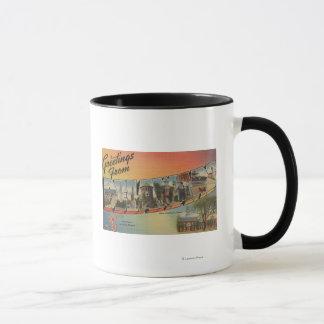 DelawareLarge Letter ScenesDelaware Mug