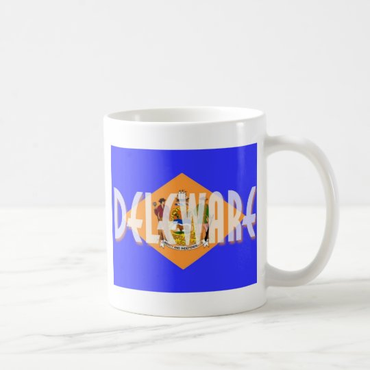 Deleware Coffee Mug