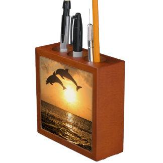 Delfin 3 desk organiser
