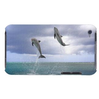 Delfin,Delphin,Grosser Tuemmler,Tursiops 2 Barely There iPod Covers