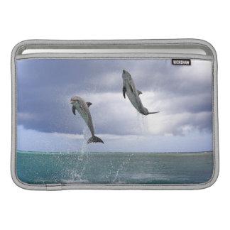 Delfin,Delphin,Grosser Tuemmler,Tursiops 2 MacBook Air Sleeves