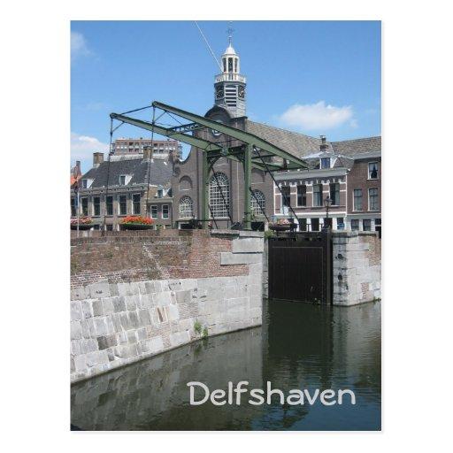 Delfshaven Postcards