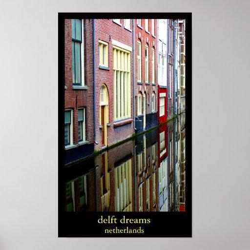 delft dreams poster