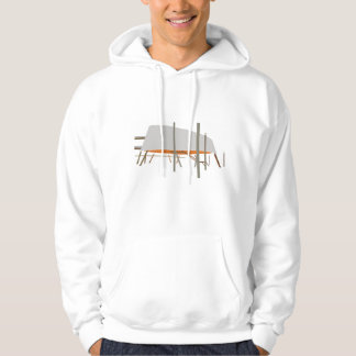 Delft Library Hoodies