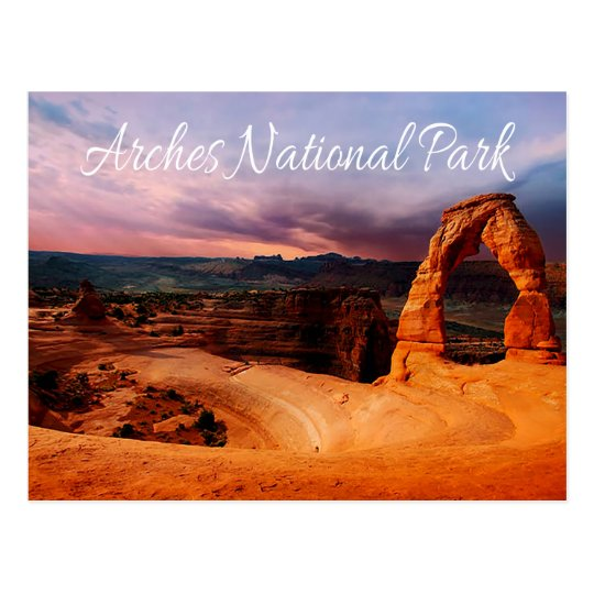 Delicate Arch - Arches National Park, Utah -
