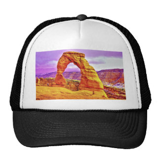 Delicate Arch Mesh Hats