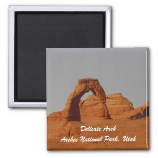 Delicate Arch Magnet