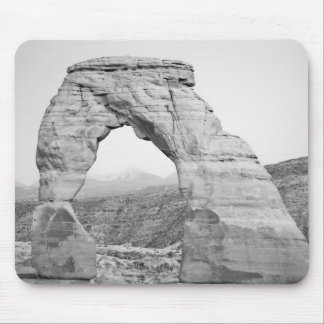 Delicate Arch Moab Mouse Pad