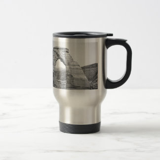 Delicate Arch Moab Stainless Steel Travel Mug