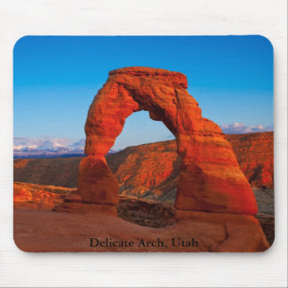 Delicate Arch Mouse Mat