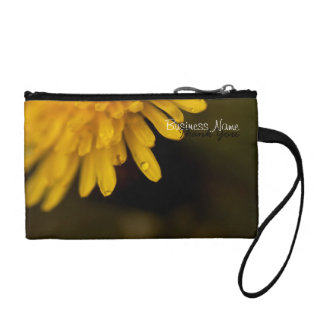 Delicate Dandelion; Promotional Coin Wallet