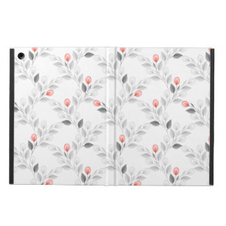 Delicate floral pattern case for iPad air