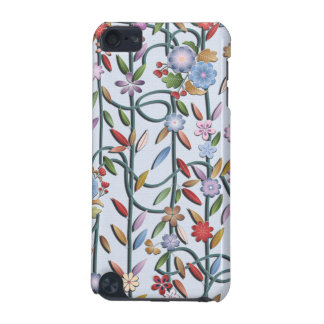 Delicate flowers and vines iPod touch (5th generation) cases