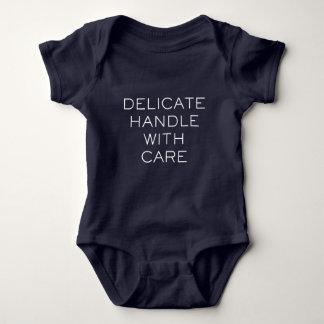 """""""DELICATE' FUN BABY GROW BABY BODYSUIT"""