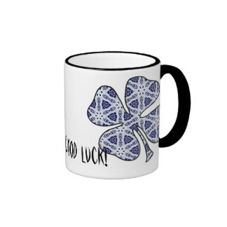 Delicate Lace Fabric Pattern Collection Lace - 01 Coffee Mug