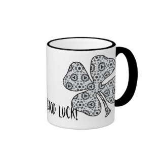 Delicate Lace Fabric Pattern Collection Lace - 06 Mugs