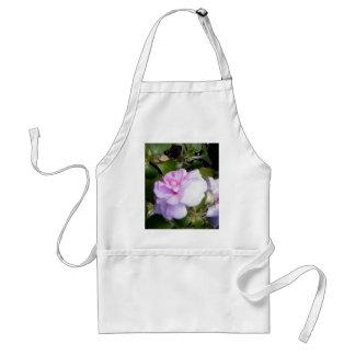 Delicate Pink Flower Standard Apron