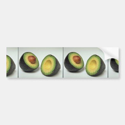 Delicious Avocado Bumper Sticker