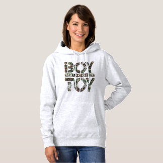 Delicious BOY TOY - I Am Ultimate Booty Call, Camo Hoodie