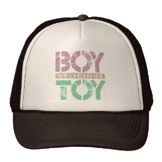 Delicious BOY TOY - I Am Ultimate Booty Call, Plum Cap