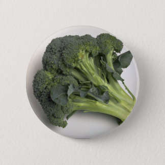 Delicious Broccoli 6 Cm Round Badge