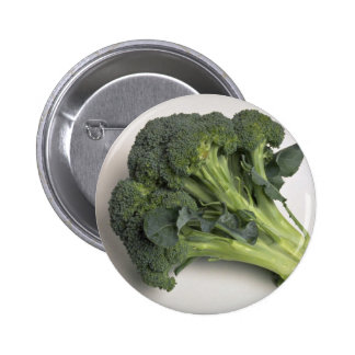 Delicious Broccoli 6 Cm Round Badge