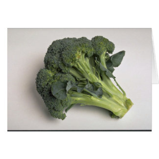 Delicious Broccoli Card