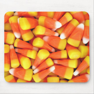 Delicious Candy Corn Mouse Mat