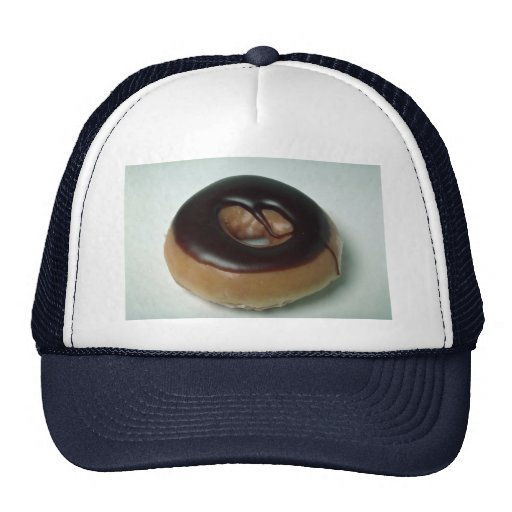 Delicious Chocolate-covered donut Trucker Hat
