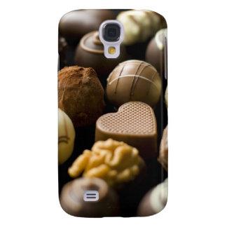 Delicious chocolate pralines galaxy s4 case