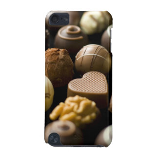Delicious chocolate pralines iPod touch (5th generation) cases
