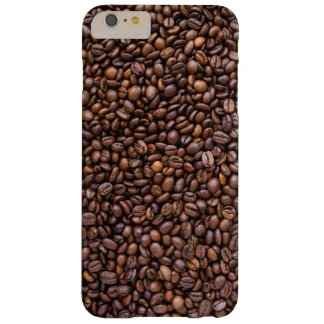 Delicious Coffee Beans Medium Roast Barely There iPhone 6 Plus Case