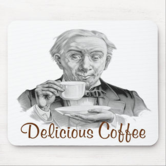 Delicious Coffee Mouse Pads