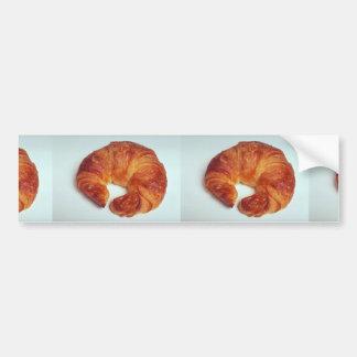 Delicious Croissant Bumper Sticker