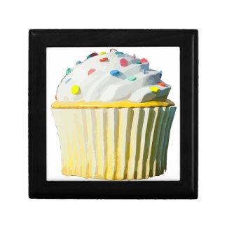 Delicious Cupcake Jewelry Box