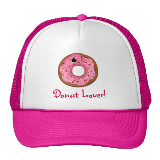 Delicious Donuts Hat