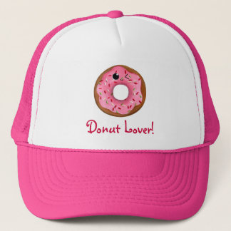 Delicious Donuts Trucker Hat
