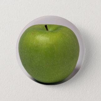 Delicious Green apple 6 Cm Round Badge