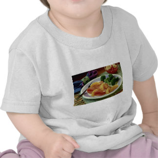 Delicious Ham slices with peaches Tshirt