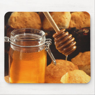 Delicious Honey Jar Mouse Pad