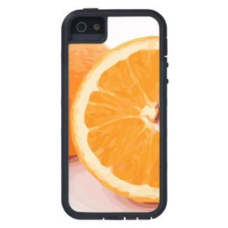 Delicious Juicy Orange Slices Cover For iPhone 5