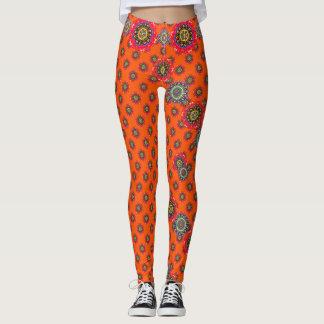 Delicious Orange Pants